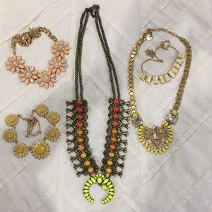 5 necklace bundle